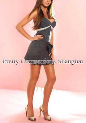 Mia is young top Shanghai escort girl