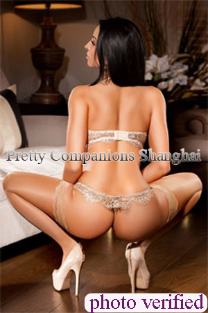 Vip Western European escort girls in Shanghai